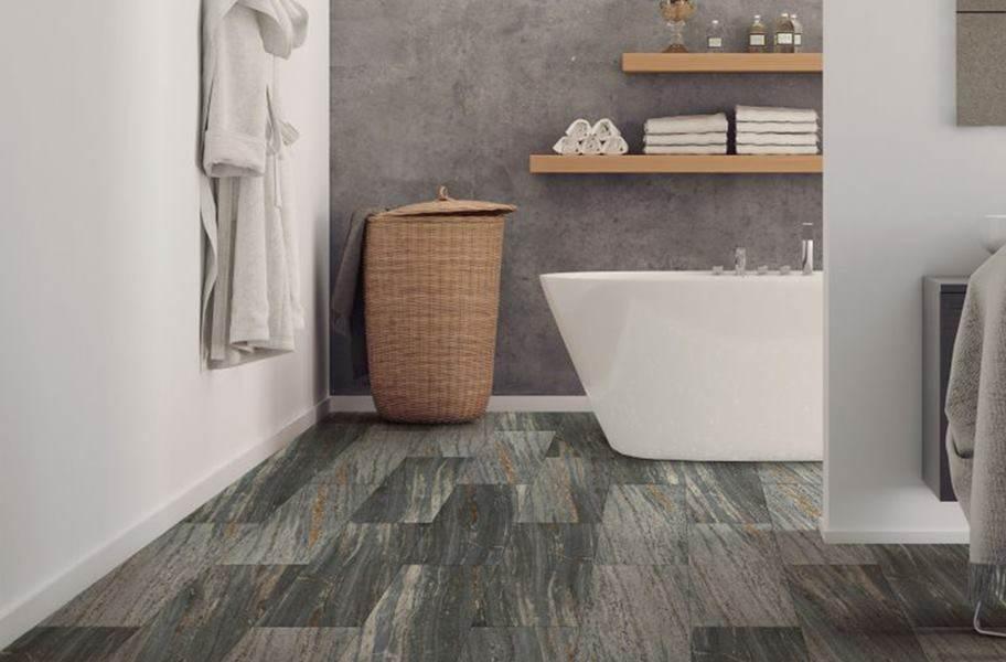 COREtec Plus Enhanced Waterproof Tiles - Orion