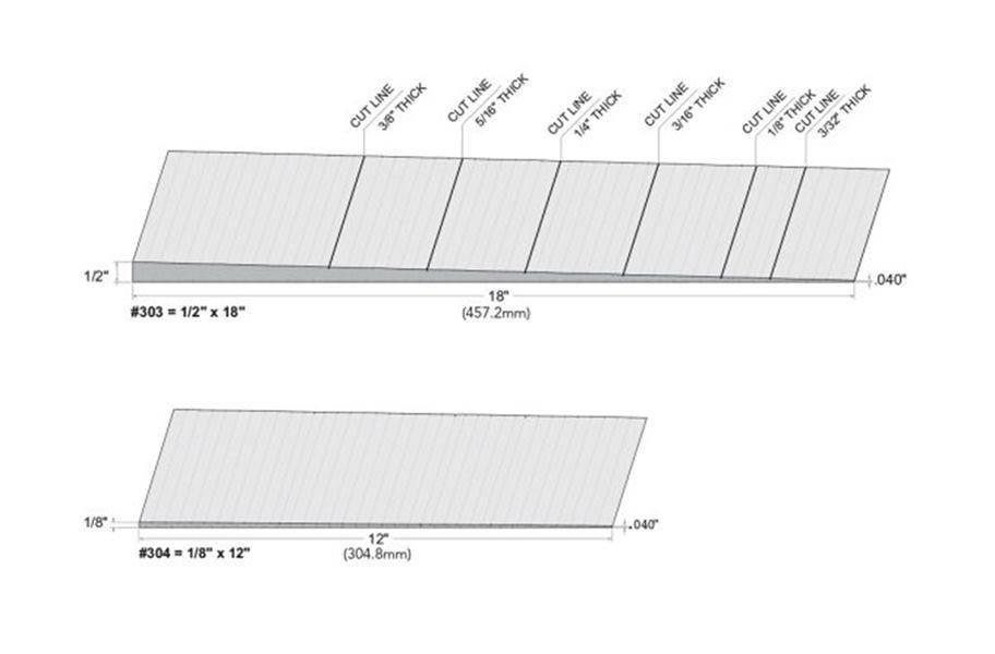 Roppe Subfloor Leveler