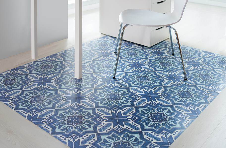 FloorAdorn Self-Adhesive Vinyl Sticker