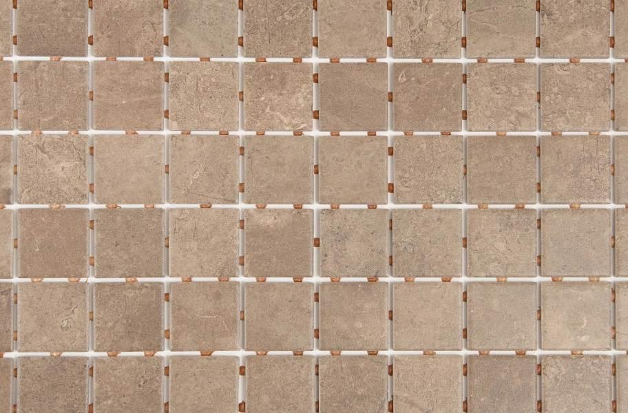 Daltile Affinity Mosaic - Brown