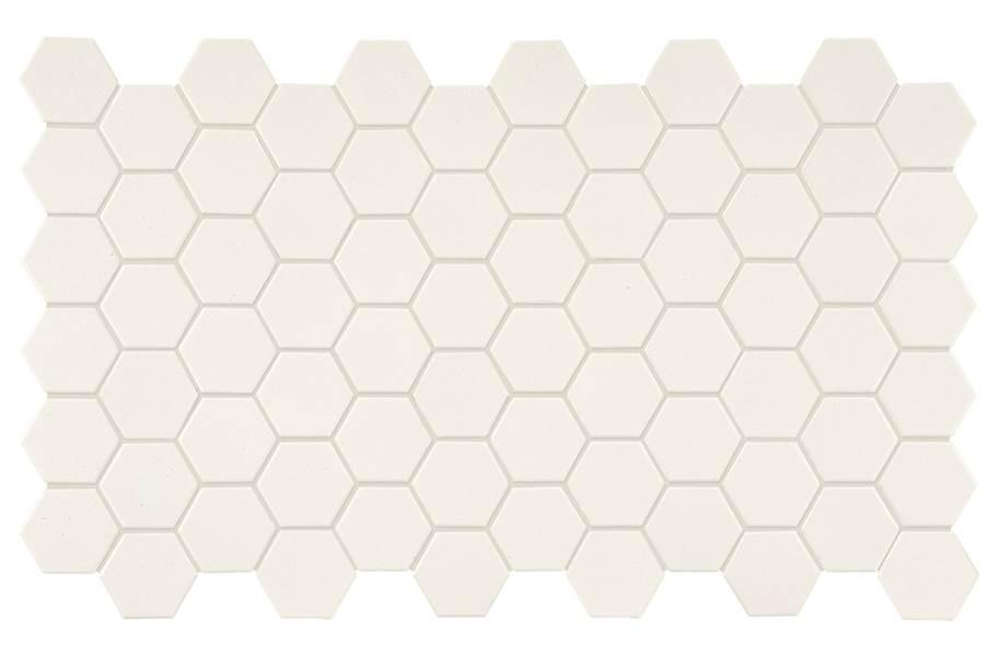 Daltile Keystone Mosaic - Arctic White 1