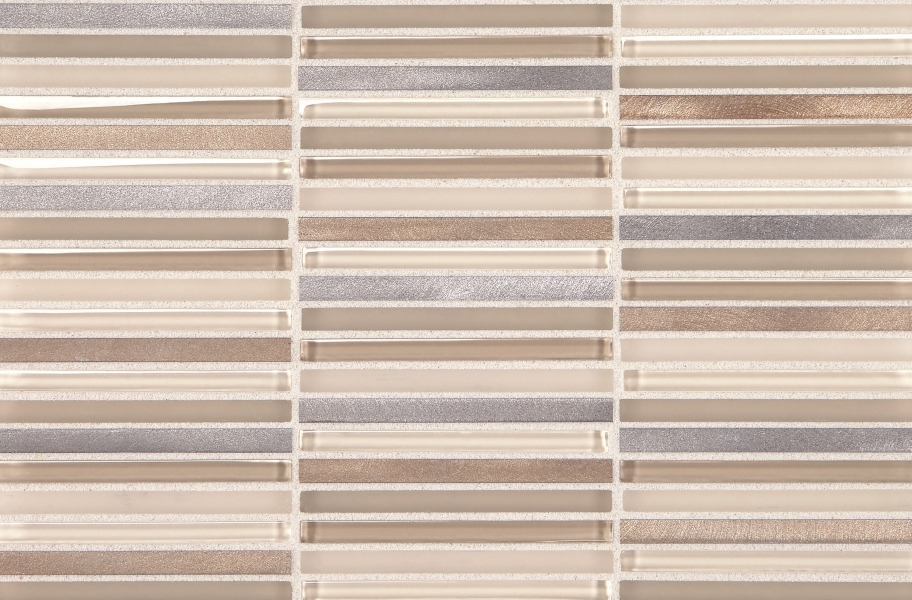 Daltile Lucent Skies Glass Mosaic - Sunlit Dawn