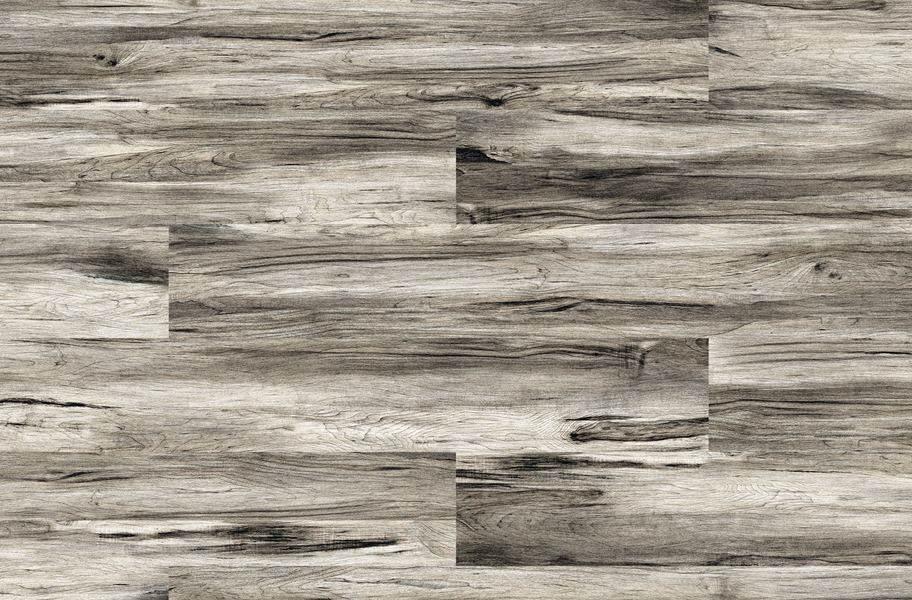 Cushion Grip Vinyl Planks - Riverwood Taupe