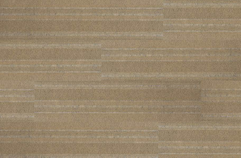 On Trend Carpet Planks - Chestnut