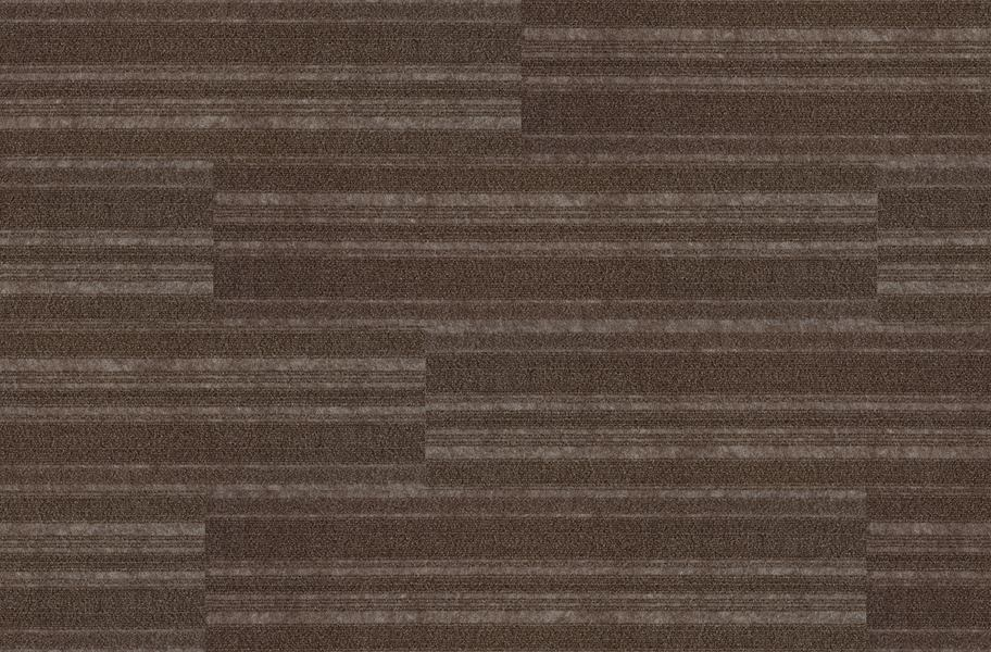 On Trend Carpet Planks - Espresso