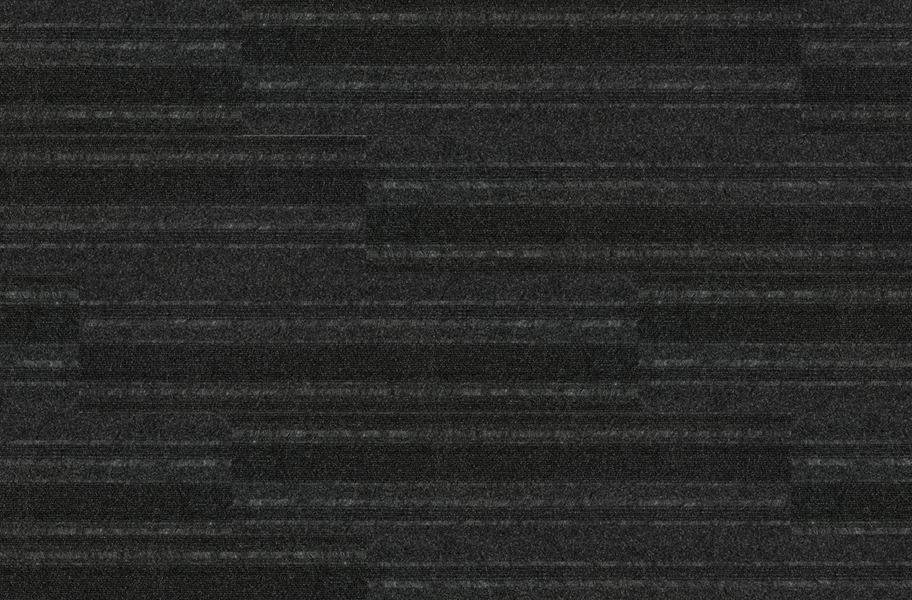 On Trend Carpet Planks - Black Ice