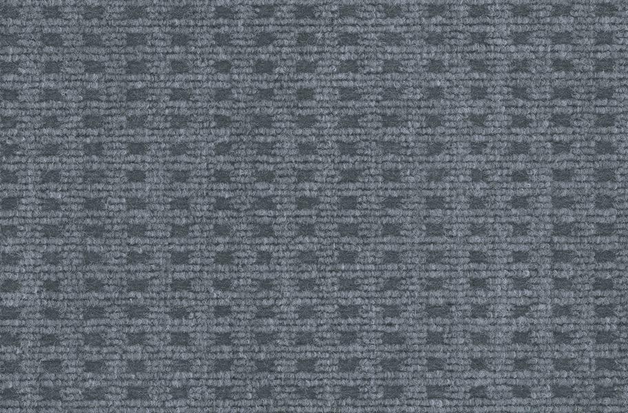 Brunswick Outdoor Carpet Roll - Anchor Gray
