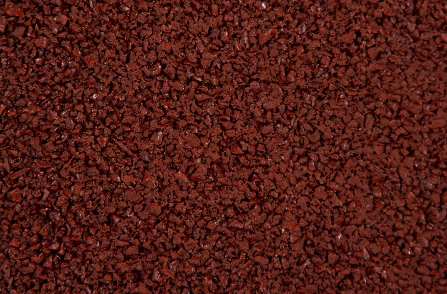 Northern Lights Rubber Pavers - Terra Cotta Red