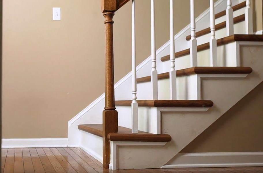 Shaw Cross Sawn Pine Stair Treadz