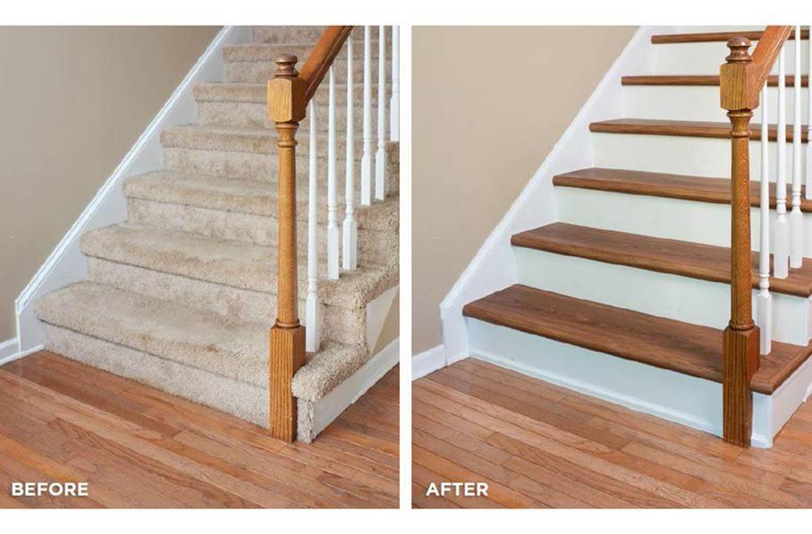 Shaw Heritage Oak Stair Treadz
