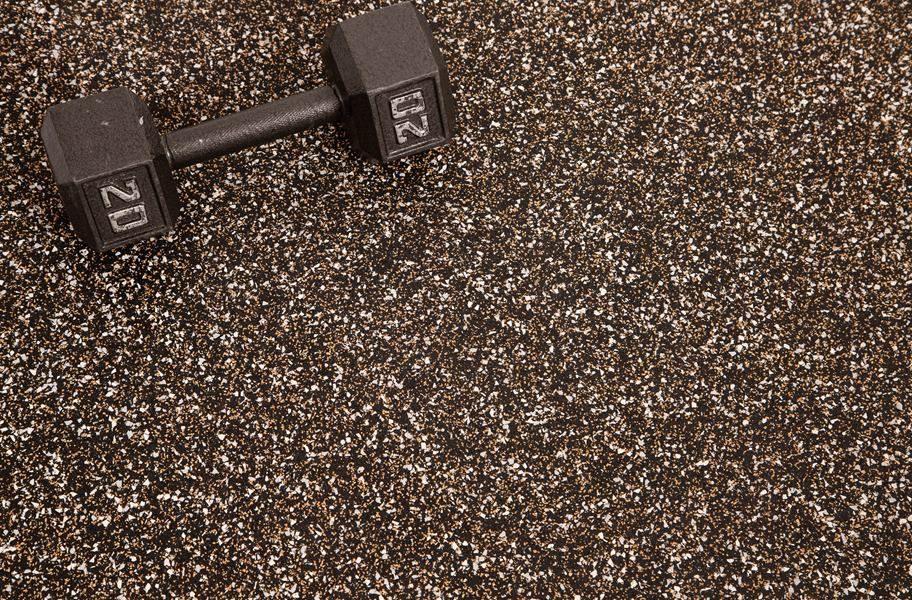 6mm Energy Rubber Tiles - Designer Series