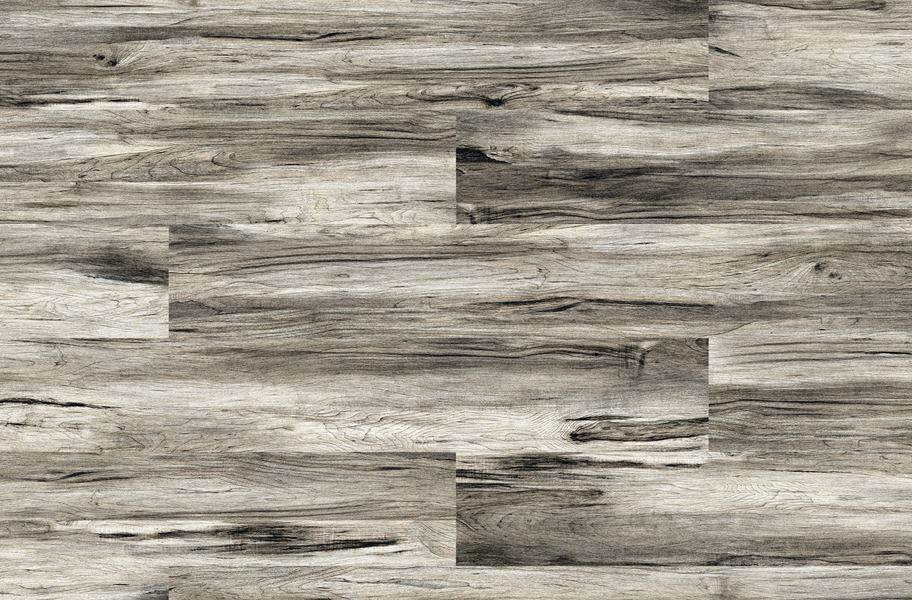 Cushion Grip Vinyl Planks - Riverwood Taupe