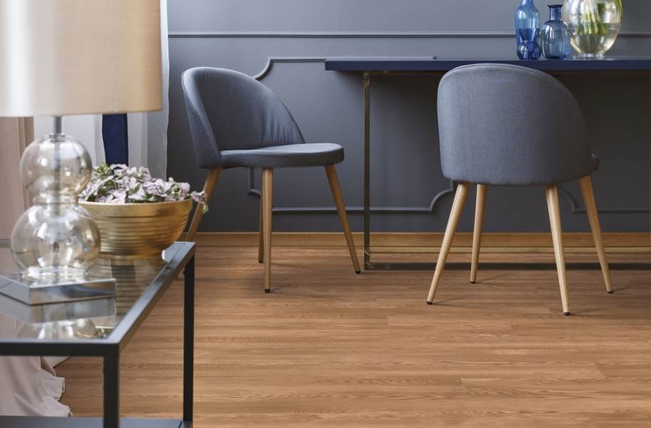 "Masland 5"" Waterproof Vinyl Planks - Sierra Oak"