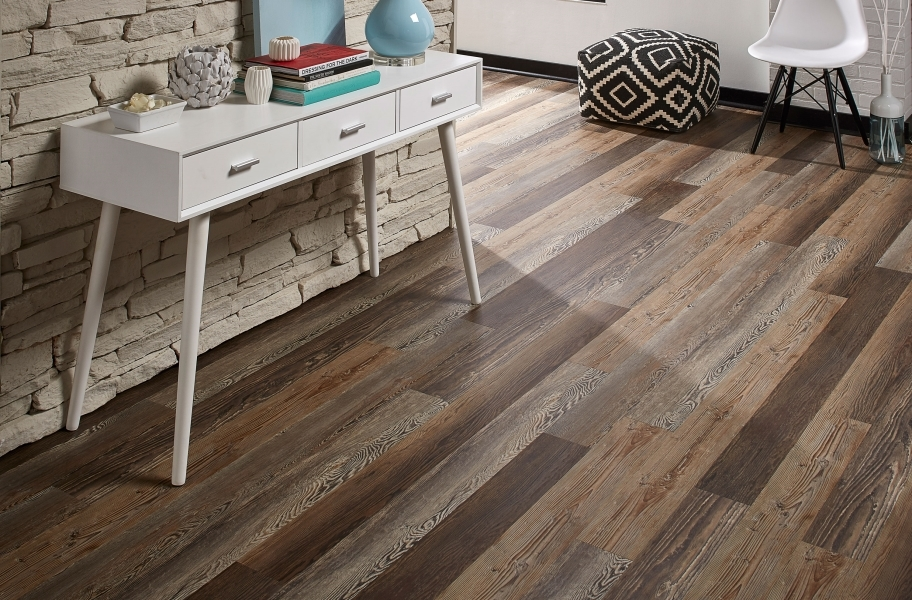 "Masland 5"" Waterproof Vinyl Planks - Big Sky"