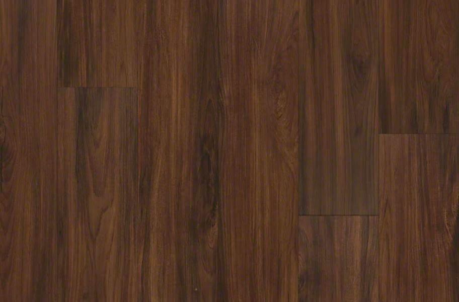 Shaw Prime Vinyl Planks - Deep Mahogany