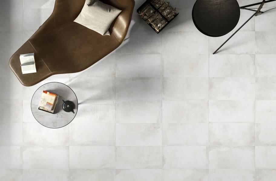 Emser Tile Borigni - White Room Scene