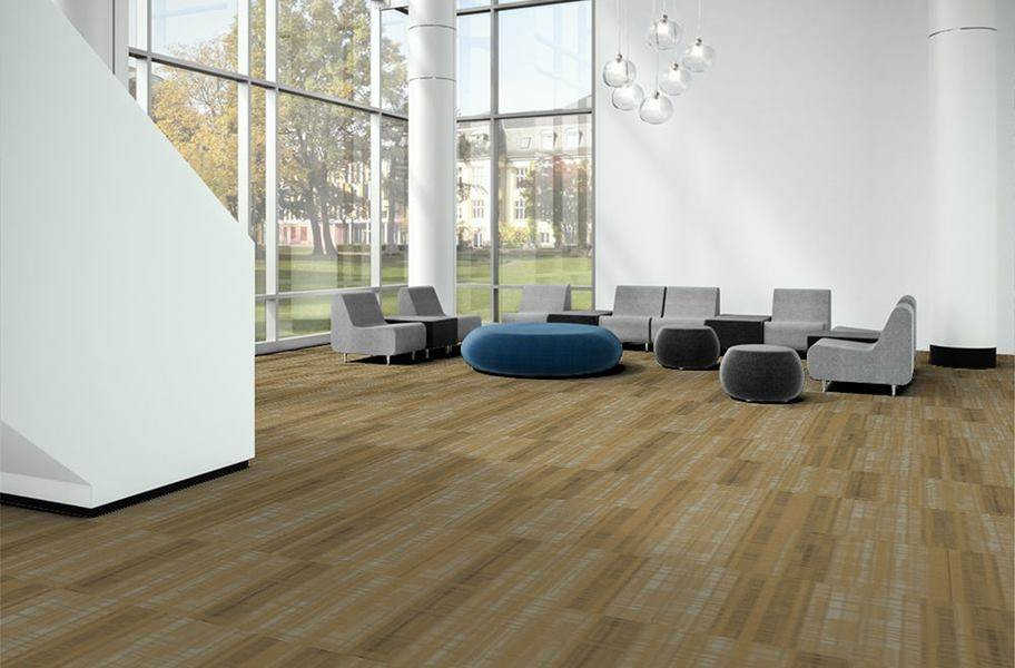 District Carpet Tiles - Playing Field