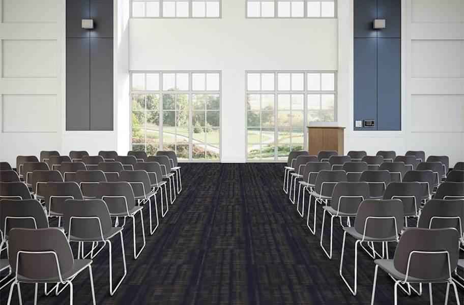 District Carpet Tiles - Borderline