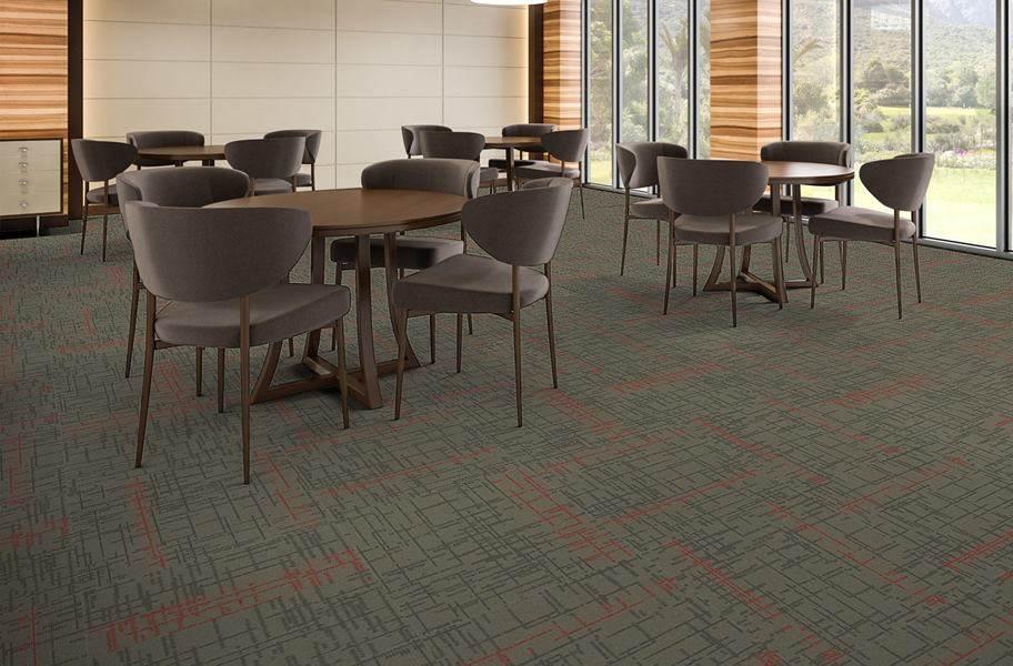 EF Contract Control Carpet Tiles - Tab
