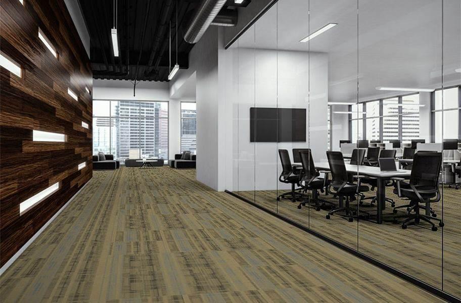 EF Contract District Carpet Tiles - School Zone
