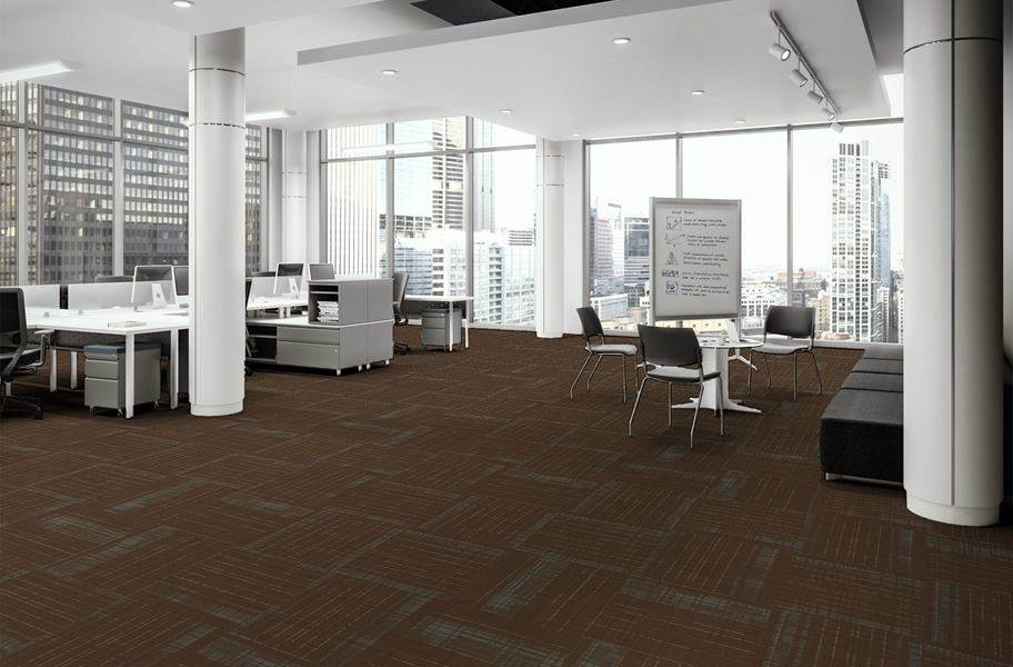 District Carpet Tiles - Stomping Ground