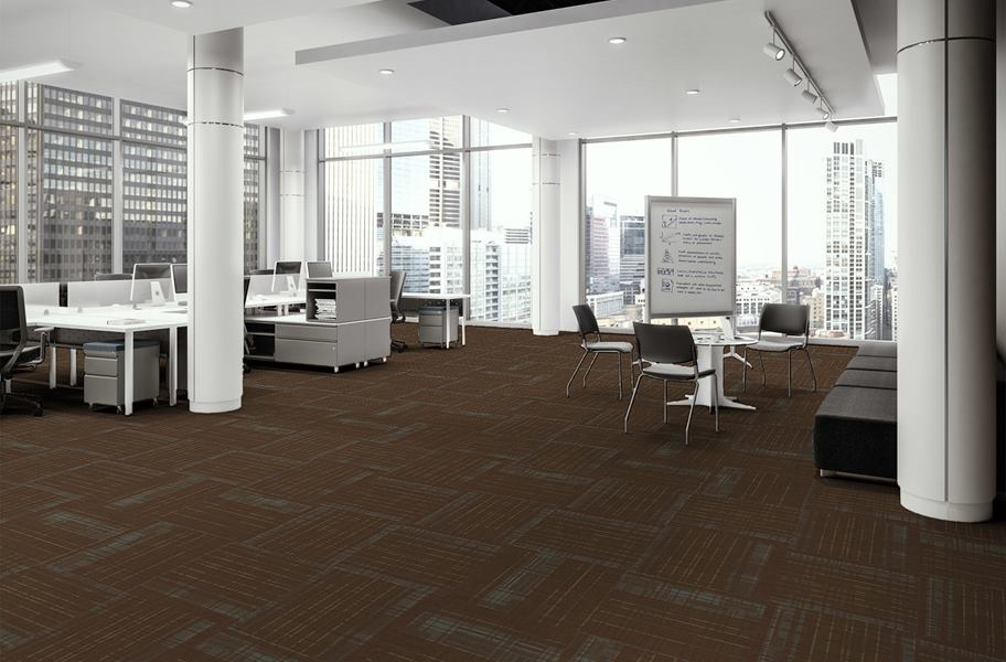 EF Contract District Carpet Tiles - Stomping Ground