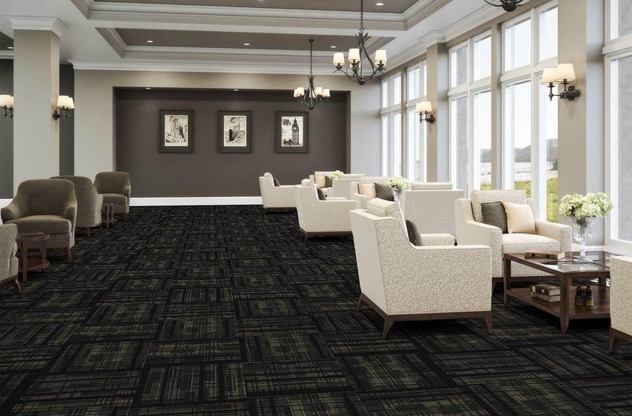 EF Contract District Carpet Tiles - City Limits