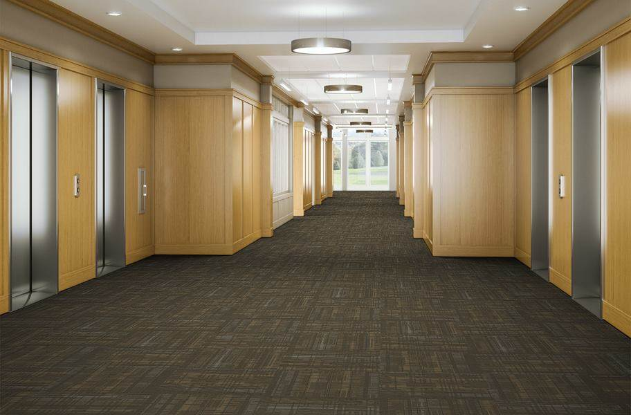 EF Contract District Carpet Tiles - Neck of the Woods