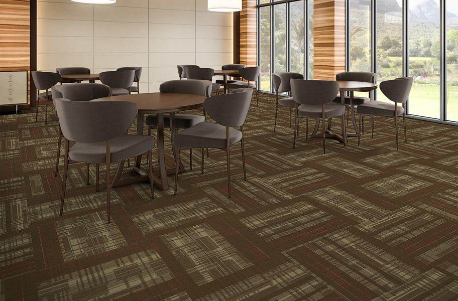EF Contract District Carpet Tiles - On the Brink