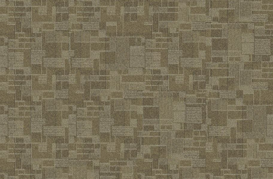 Checkmate Carpet Tiles - Metal Mesh