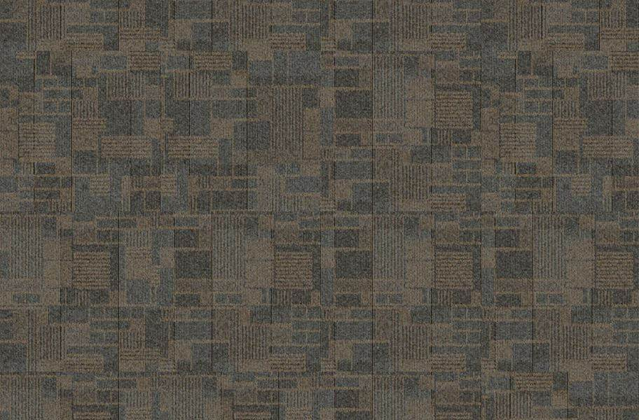 Checkmate Carpet Tiles - Sand & Sky