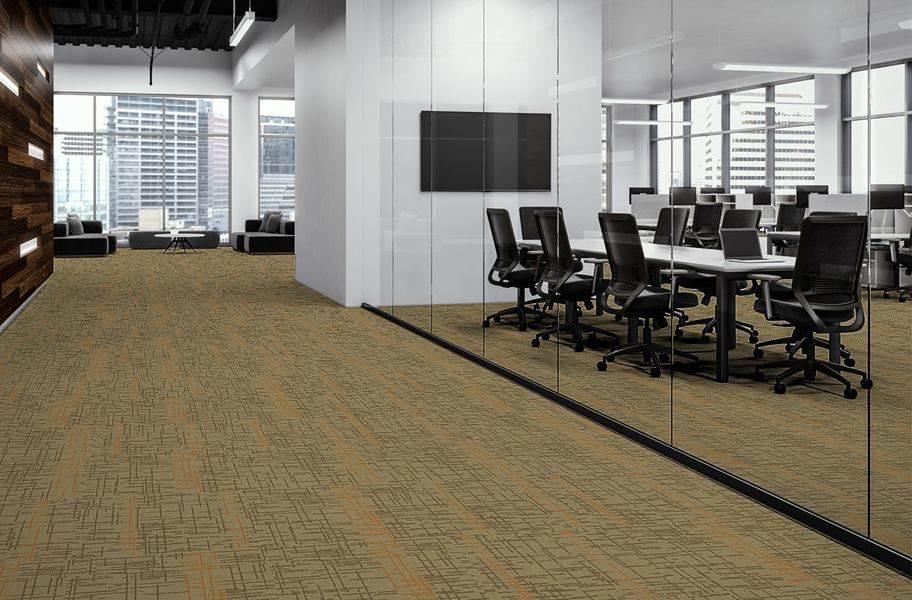 EF Contract Control Carpet Tiles - Backspace
