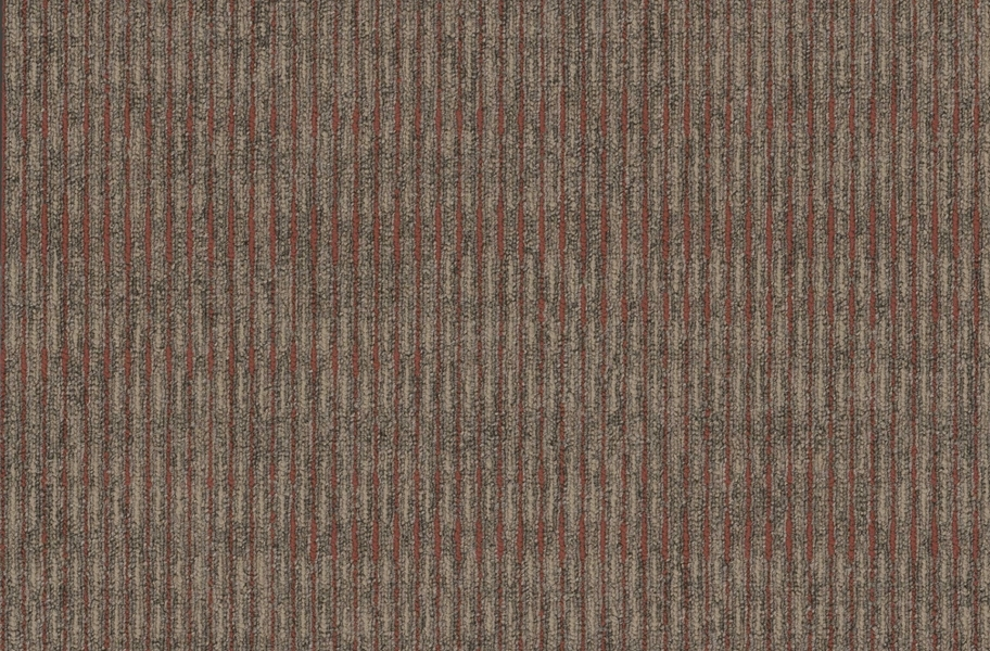 Pentz Sidewinder Carpet Tiles - Indian Paint