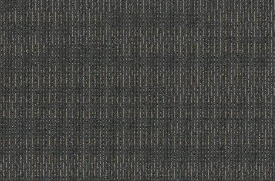 Pentz Sidewinder Carpet Tiles - Obsidian