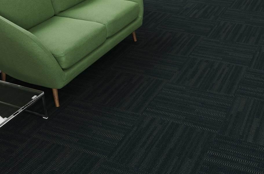 Pentz Sidewinder Carpet Tiles - Desert Spring