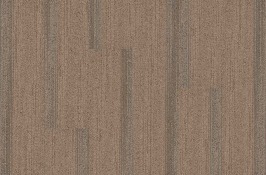 Pentz Cliffhanger Carpet Planks - Trigo