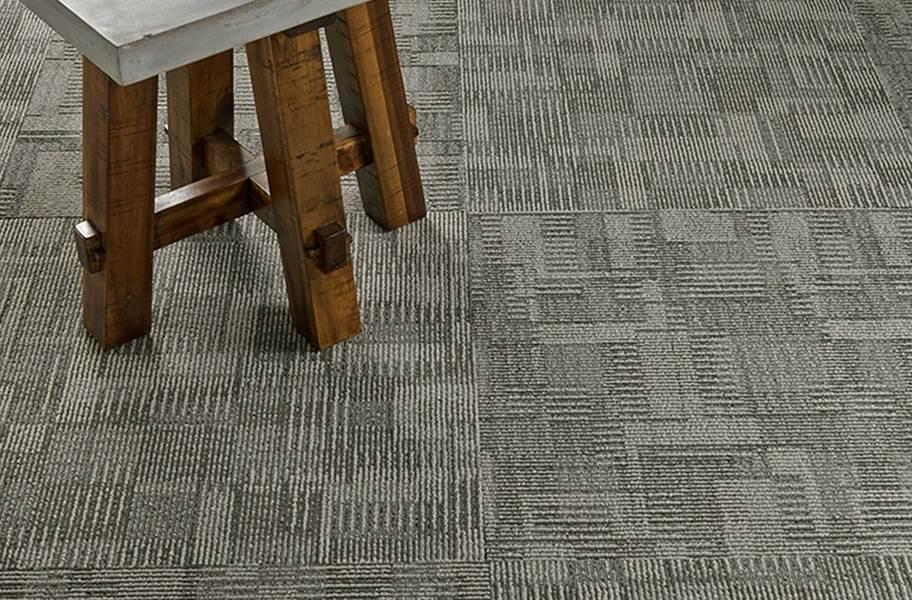 Pentz Blockade Carpet Tiles - Sector