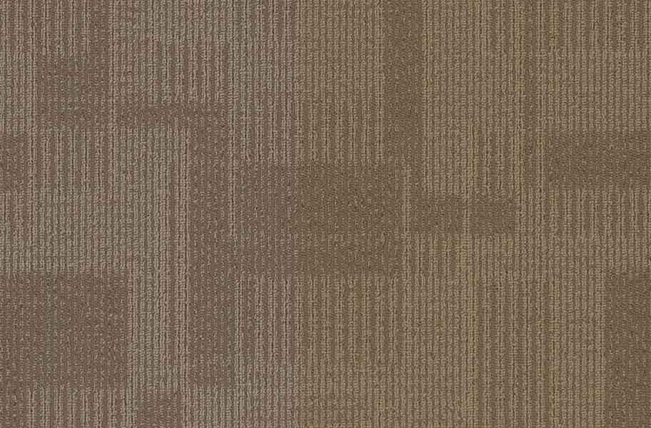 Pentz Cantilever Carpet Tiles - Deck