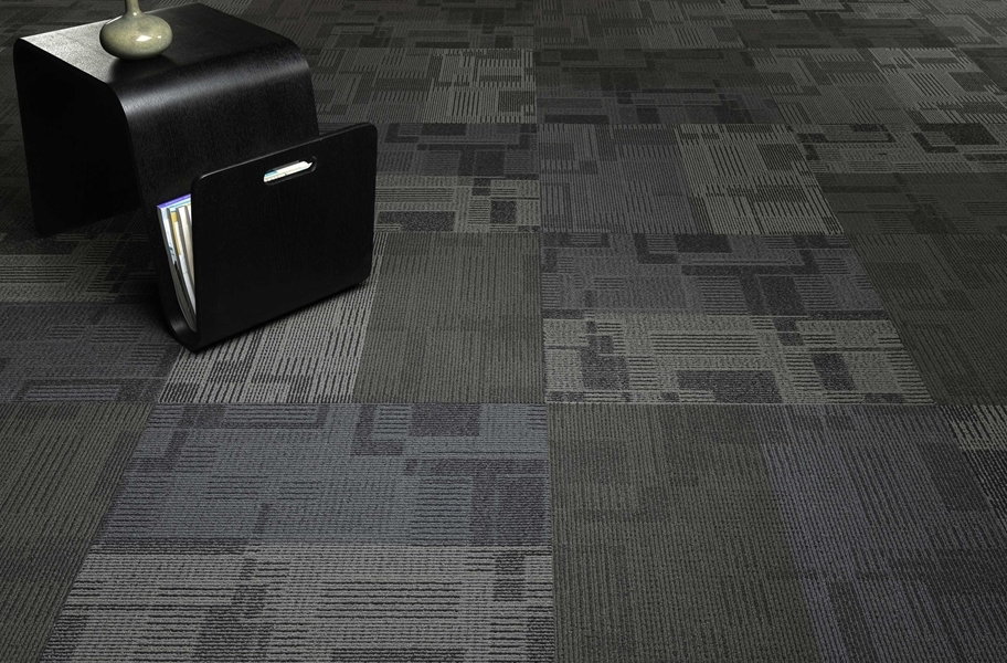 Pentz Cantilever Carpet Tiles