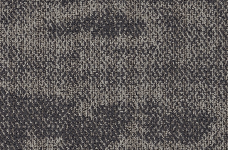 EF Contract Blot Carpet Planks - Charred