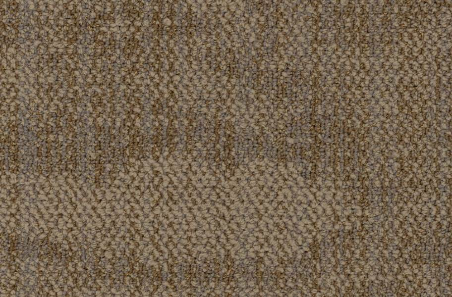 EF Contract Blot Carpet Planks - Ochre