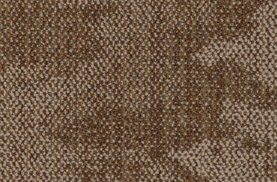 EF Contract Blot Carpet Planks - Sepia