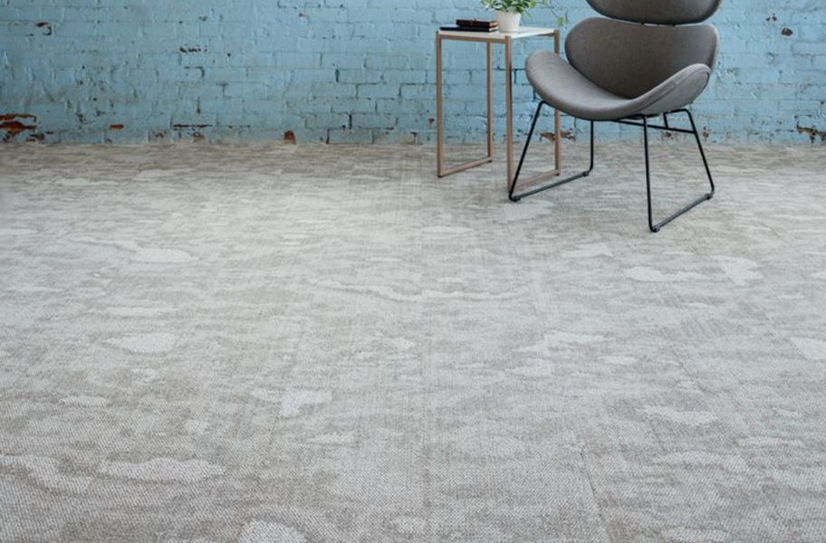 EF Contract Blot Carpet Planks - Driftwood