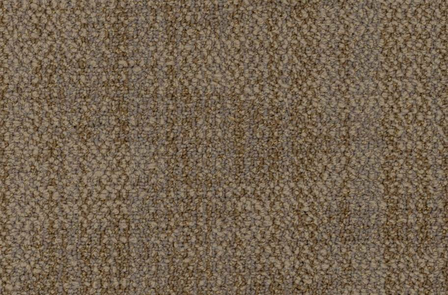 EF Contract Seep Carpet Planks - Ochre
