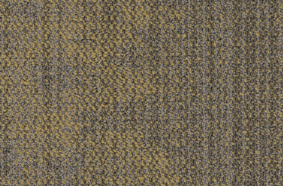 EF Contract Seep Carpet Planks - Canary