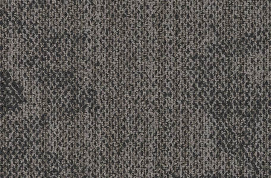 EF Contract Seep Carpet Planks - Charred