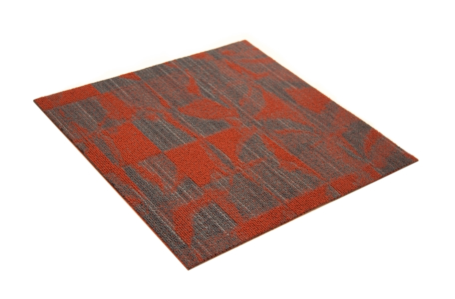 EF Contract Crease Carpet Tiles