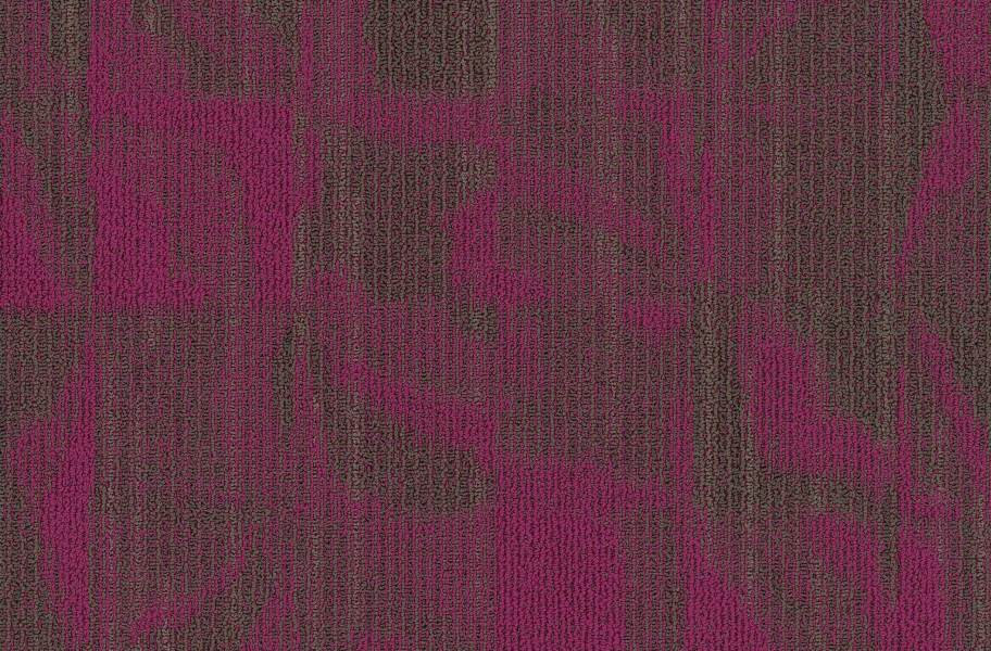 EF Contract Crease Carpet Tiles - Crepe Paper