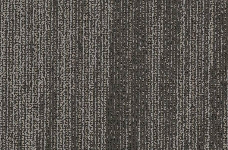 EF Contract Pleat Carpet Planks - Newsprint