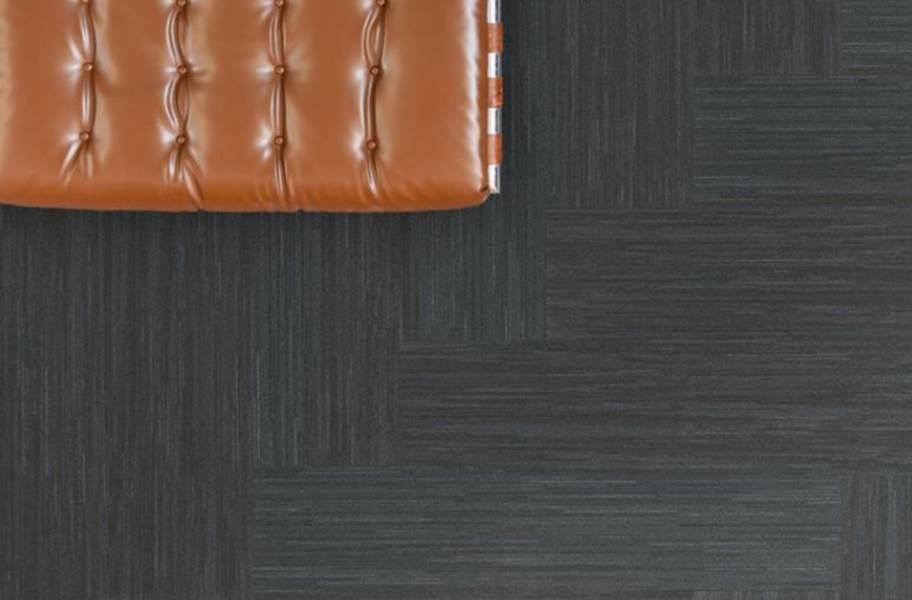 EF Contract Pleat Carpet Planks - Ditto Paper